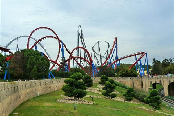 TECHNICAL ASSISTANCE FOR THE CONSTRUCTION OF THE SHAMBALA ROLLER COASTER IN PORT-AVENTURA, VILA-SECA (TARRAGONA)