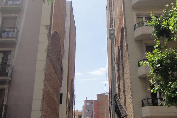 AUDIT OF THE PROJECT OF A BLOCK OF FLATS IN THE CASANOVA STREET IN BARCELONA