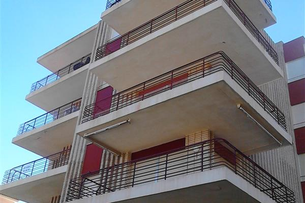 EXPANSION PROJECT OF REPAIR AND REINFORCEMENT OF THE STRUCTURE OF A BLOCK OF FLATS IN JÁVEA