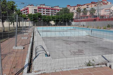 OUTDOOR SPORTS COURT IN VALLS (TARRAGONA)