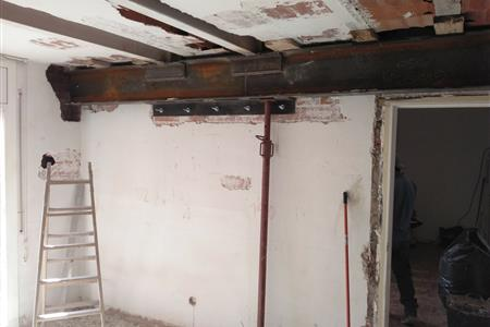 LOAD-BEARING WALL REMOVAL ON PASTEUR STREET