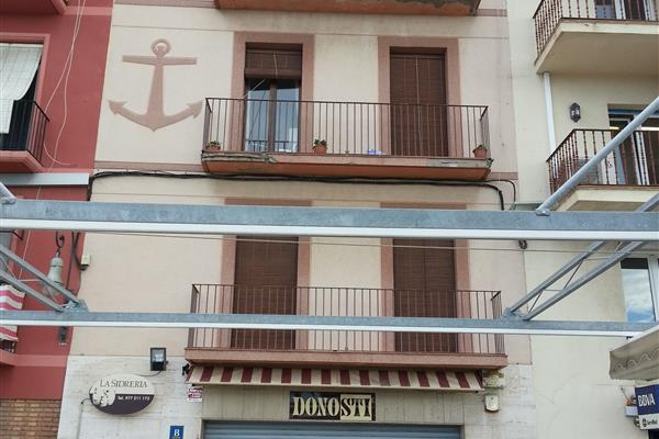 REPORT RELATING TO BALCONIES ON A BUILDING IN SERRALLO (TARRAGONA)