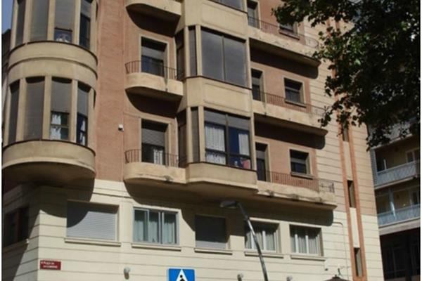 REPORT OF THE STRUCTURAL SAFETY OF A BUILDING IN PL.LLIBERTAT,