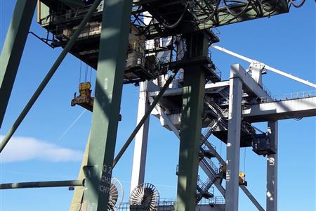 TRANSFORMATION IN MECHANISM OF TWO CRANES