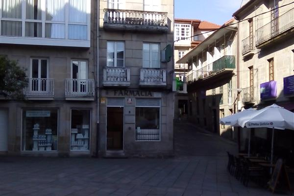 REHABILITATION OF A BUILDING IN THE OLD TOWN OF PONTEVEDRA