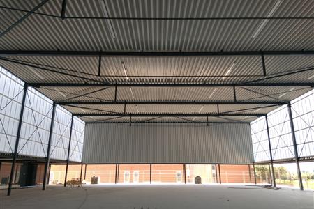 EXTENSION OF THE MUNICIPAL SPORTS HALL OF VILA-SECA