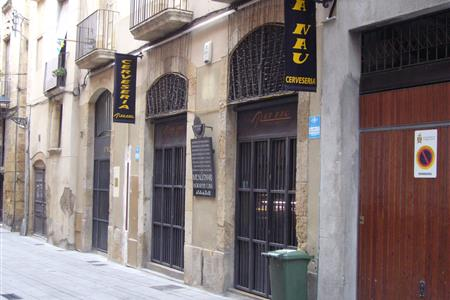 PROJECT FOR THE REINFORCEMENT AND REPAIR OF A BLOCK OF FLATS LOCATED IN CARRER DE LA NAU, TARRAGONA