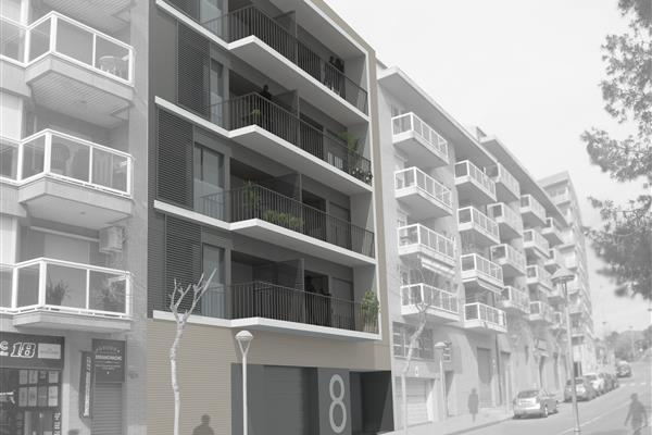 BUILDING OF 8 APARTMENTS IN LA VALL DE LA RABASSADA NEIGHBORHOOD IN TARRAGONA