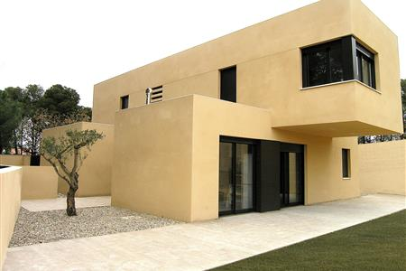 DETACHED HOUSE IN CASPE (ZARAGOZA)
