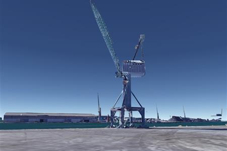 DISMANTLING OF TWO IMENASA CRANES IN THE PORT OF TARRAGONA