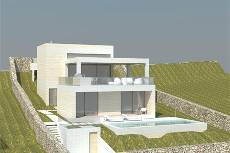 DETACHED HOUSE IN COVES NOVES (MENORCA)