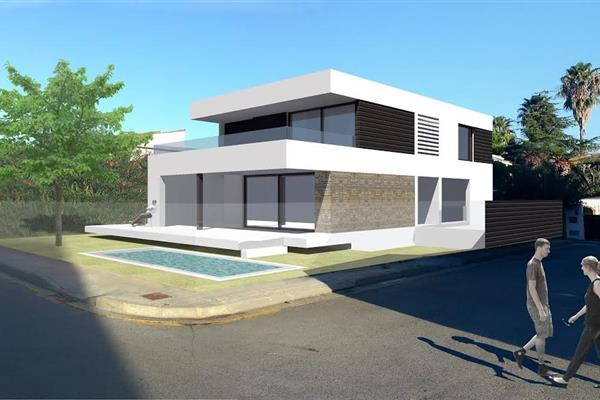 DETACHED HOUSE IN LA MORA RESIDENTIAL AREA IN TARRAGONA
