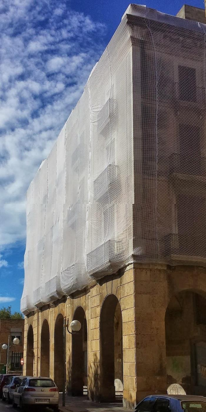 Restoration of a stately building in the Serrallo neighbourhood of Tarragona